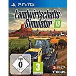 Landwirtschafts/Simulator 18 [PlayStation Vita]